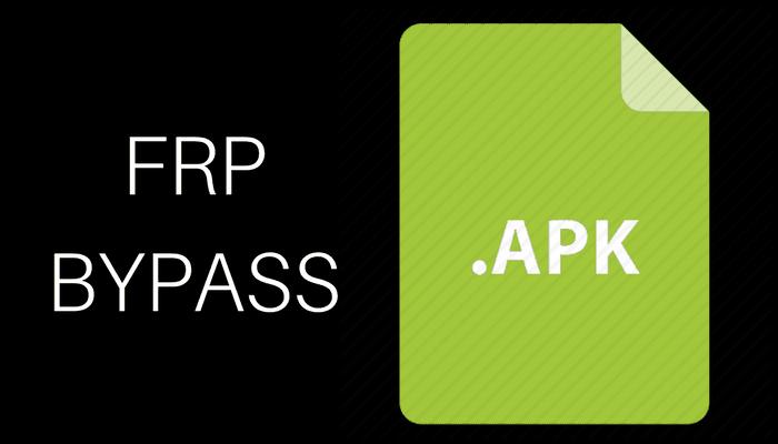 frp bypass apk app